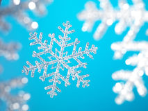 snowflake Fotos de Stock Royalty Free