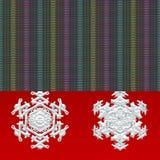 snowflake Foto de archivo libre de regalías