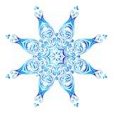 snowflake Photo libre de droits