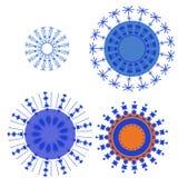 snowflake illustration de vecteur