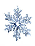 Snowflake. Isolated snowflake on white background stock photos
