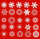 Snowflake royalty free illustration