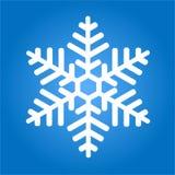 snowflake Arkivbild
