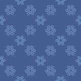 Snowflake1 Fotos de archivo libres de regalías