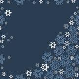 snowflake Fotografía de archivo