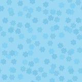 Snowflake7 Imágenes de archivo libres de regalías