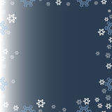 Snowflake8 Foto de archivo libre de regalías