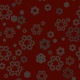 Snowflake101 Imagen de archivo libre de regalías
