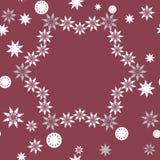 Snowflake_3 Fotografía de archivo