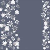 Snowflake_7 Fotos de archivo