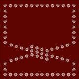 Snowflake1 Imagen de archivo libre de regalías