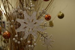 snowflake Photographie stock