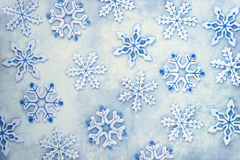 Snowflake Abstract Stock Photo
