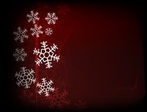 Snowflake Abstraction Royalty Free Stock Photography