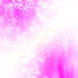 Snowflake background. Snow, snowflakes, softness Stock Photo