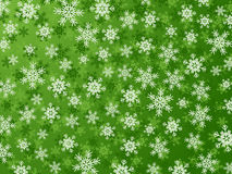 Snowflake Background. (Quick & Easy Editing. Snowflakes Are Grouped On Colours Royalty Free Stock Photo