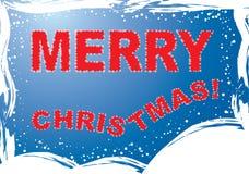 Snowflake background,. Snowflake christmas background,  illustration Royalty Free Stock Images