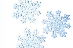 Free Snowflake Background Royalty Free Stock Photo - 61945735