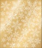 Snowflake background stock illustration
