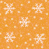 Snowflake background Royalty Free Stock Images