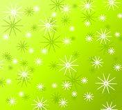 Snowflake Background Pattern 2 Royalty Free Stock Photos