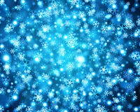 Snowflake background pattern royalty free stock images