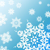 Snowflake Background Pattern Stock Photos