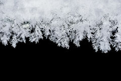 Snowflake backgrounds Royalty Free Stock Images