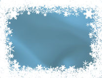 Snowflake Border Stock Images