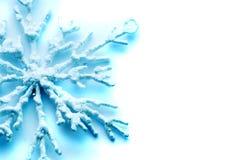Snowflake. Christmas background Royalty Free Stock Photos
