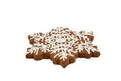 snowflake cookie Royalty Free Stock Photos