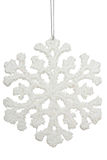 Snowflake decoration Royalty Free Stock Photography