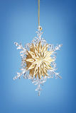 Snowflake decoration Stock Photography
