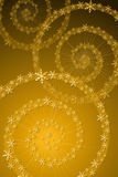Snowflake Decoration. Vector illustration of Snowflake Decoration Royalty Free Stock Images