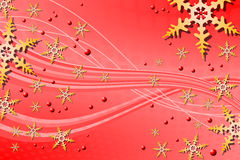 Snowflake Decoration. Vector illustration of Snowflake Decoration Royalty Free Stock Image
