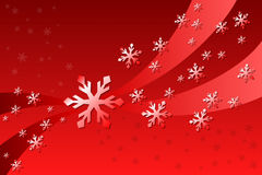 Snowflake Decoration Stock Image
