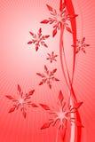 Snowflake Decoration. Vector illustration of Snowflake Decoration Royalty Free Stock Photo