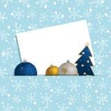 Snowflake decoration Royalty Free Stock Photography
