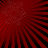 Snowflake design. Abstract background preparation for the designer Royalty Free Stock Photo