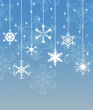 Snowflake design Royalty Free Stock Images