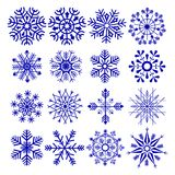 Snowflake Design Stock Photography