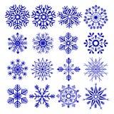 Snowflake Design Stock Photography