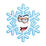 SnowFlake Emoticon - I'm Romeo Royalty Free Stock Photos