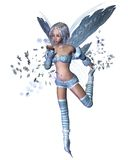 Snowflake Fairy - 1 stock photography