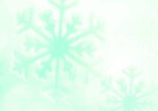 snowflake Fundo dos feriados de inverno Foto de Stock