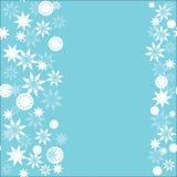 Snowflake_9 Royalty Free Stock Photography