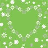 Snowflake_6 Royalty Free Stock Photos