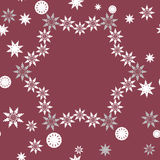 Snowflake_3 Stock Photography