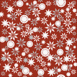 Snowflake_81 Royalty Free Stock Images