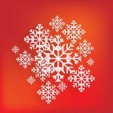 Snowflake icon Royalty Free Stock Photos